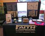 Faith Technologies' Booth at the WTA 2011 Education Conference